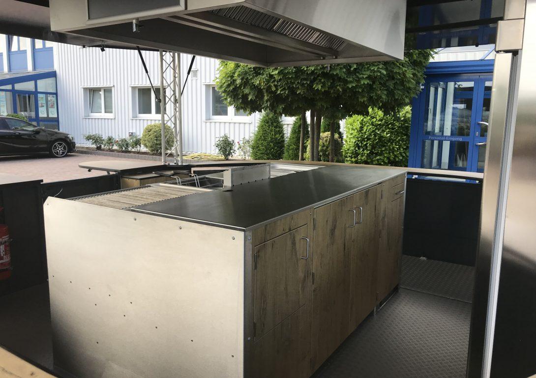 Grillfahrzeug GA 4000-8 EAT Grill