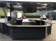 Grillfahrzeug Typ GA 4000-8 EAT Grill Vorführfahrzeug