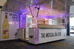 Die mobile Bar.