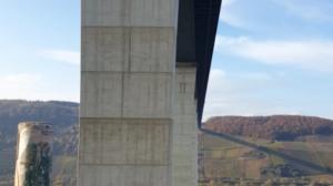 Die höchste Brückenbaustelle Europas.