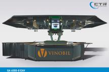 Weinausschankwagen Typ GA 4000-8 EA Vorführfahrzeug VINOBIL