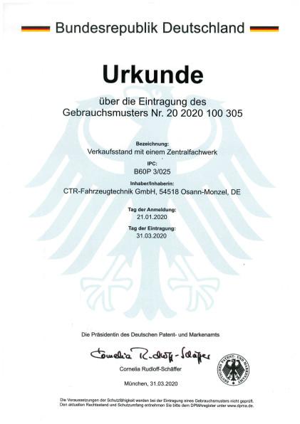 Gebrauchsmuster-Nr-20-2020-100-305